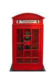 Leprechaun telephone booth Royalty Free Stock Photo