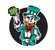 Leprechaun Royalty Free Stock Photos