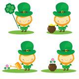 Leprechauns Royalty Free Stock Photo