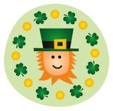 Leprechauns del día del St Patricks Fotografía de archivo libre de regalías