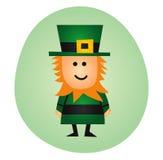 Leprechauns do dia do St Patricks Imagens de Stock Royalty Free