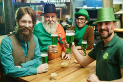Leprechauns royalty free stock images