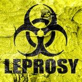 Leprosy concept background Stock Photography
