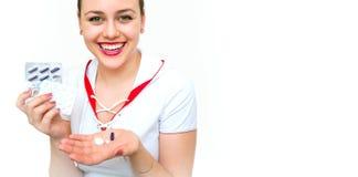 lepsza opłata dostać lekarstwa Obraz Royalty Free