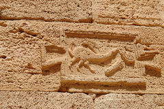 Leptis-Magna Lizenzfreie Stockbilder
