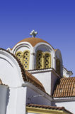 Lerapetra church dome Stock Photography