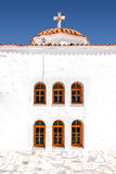 Lerapetra Church Facade Royalty Free Stock Photo