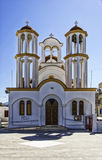 Lerapetra church Royalty Free Stock Photography
