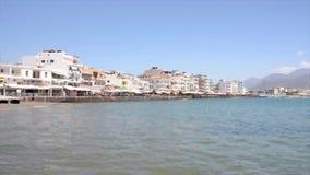 Lerapetra on the southern coast of Crete