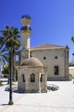 Lerapetra Turkish Mosque Stock Photo