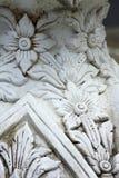 Lerciume bianco tailandese dello stucco Fotografia Stock