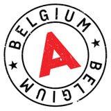 Lerciume della gomma del bollo del Belgio Fotografia Stock