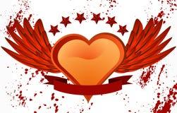 Lerciume di amore Immagine Stock