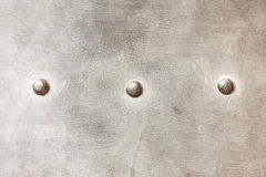 Lerciume di piastra metallica come struttura del fondo Fotografie Stock Libere da Diritti
