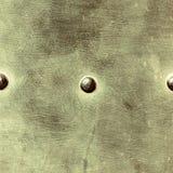 Lerciume di piastra metallica come struttura del fondo Immagine Stock