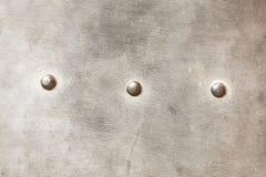 Lerciume di piastra metallica come struttura del fondo Fotografia Stock Libera da Diritti