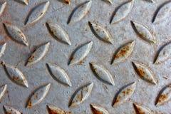 Lerciume e piatto di pavimento sporco del ferro Immagine Stock Libera da Diritti