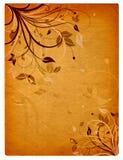 Lerciume floreale immagine stock