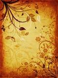 Lerciume floreale fotografia stock