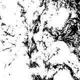 Lerciume Gray Urban Vector Texture Template illustrazione di stock