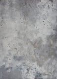 Lerciume strutturato grigio ruvido di alta risoluzione Fotografia Stock Libera da Diritti