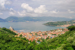 Lerici Royalty Free Stock Photos