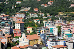 Lerici city 2 Royalty Free Stock Photo