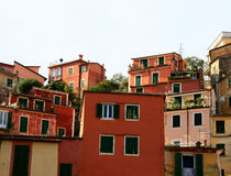 lerici d'horizontal Photographie stock libre de droits