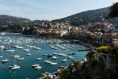 Lerici, Italy  view of port Stock Photography