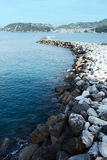 Lerici, Italy  view of port Royalty Free Stock Photo