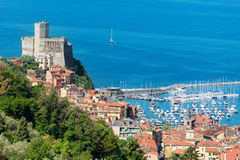 Lerici, Liguria, Italy Stock Photography