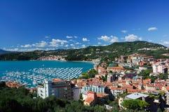 Free Lerici Port Stock Photos - 16260903