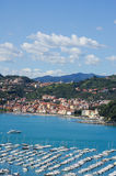 Lerici port 2 Royalty Free Stock Image