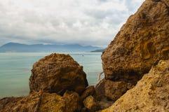 Lerici sea Royalty Free Stock Photography