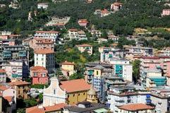 Lerici Stadt 2 Lizenzfreies Stockfoto