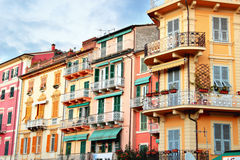 Lerici, Włochy Obraz Royalty Free