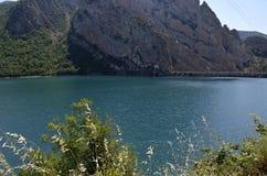 Lerida湖  库存图片
