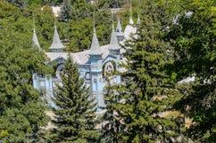 Lermontov galleri Royaltyfri Foto