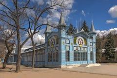 Lermontov gallery. Building Royalty Free Stock Photo