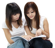 Lernen Lizenzfreie Stockfotos