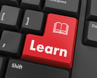 lernen Lizenzfreies Stockbild