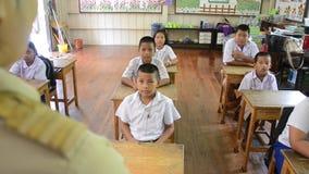 Lernen thailändisch stock footage