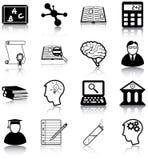 Lernen und Wissen Lizenzfreie Stockbilder