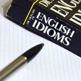 Lernen von Englisch Lizenzfreies Stockfoto