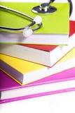 Lerning medicine Stock Image