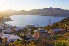 Leros wyspa Obraz Royalty Free