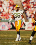 LeRoy Butler Green Bay Packers Stock Photo