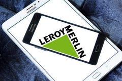 Leroy Merlin detalisty logo Zdjęcie Royalty Free