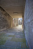 Lerwick City,old passage,Scotland2 Stock Photos