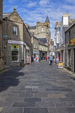 Lerwick City,Scotland1 Stock Photos